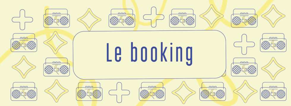 Le Booking + CHATTE ROYAL live